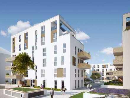 Hier werden Träume verwirklicht! 3,5-Raum-Wohnung auf 89 m² mit 2 Bädern und Dachterrasse