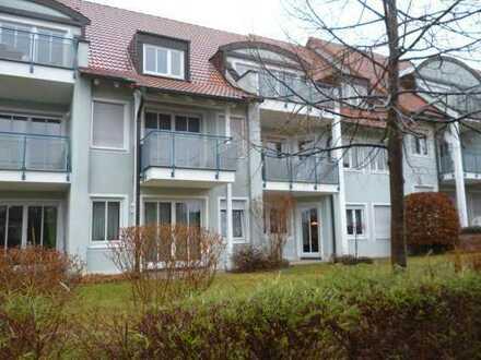 Moderne 2-Zimmer-Wohnung mit Süd-/Westterrasse