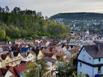 Zweifamilienhaus 7 Zimmer, traumhafte Aussichtslage unverbaubar, Albststadt/ Tailfingen