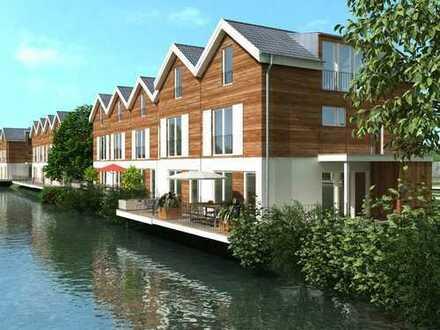 Ferienhaus No. 45- attraktives Reihenmittelhaus am Wasser für die ganze Familie in Schillig