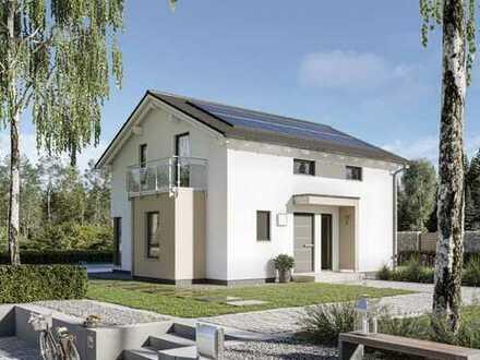 Wohlfühloase Eigenheim - Stadtnah - Einfamilienhaus mit viel Platz