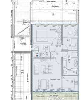 Schöne drei Zimmer Wohnung in Esslingen (Kreis), Nürtingen