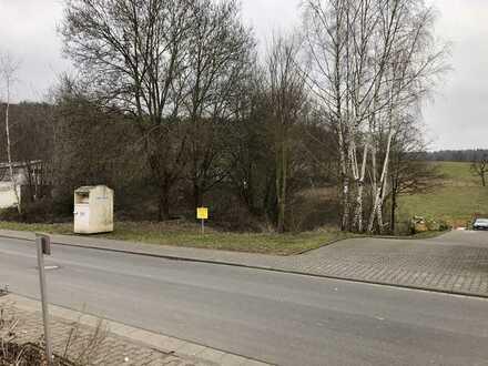 erschlossenes Baugrundstück für 8 Familienhaus im Mischgebiet