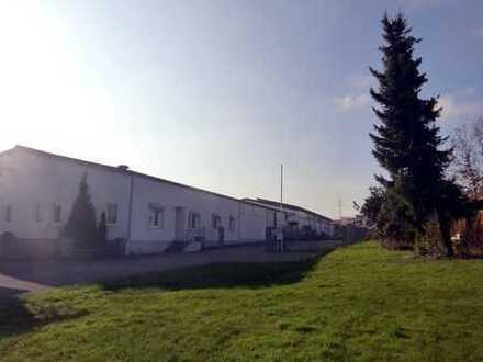 Produktionshalle mit Bürofläche in Kraichtal - Münzesheim zu verkaufen !