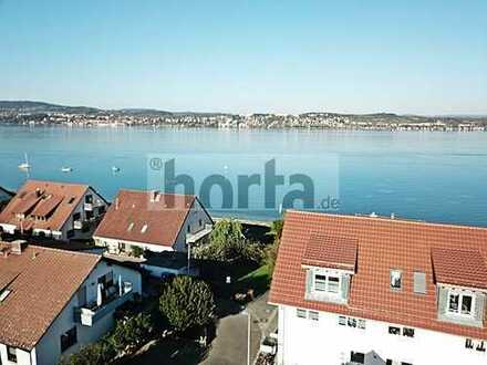 Exklusive WG möglich - moderne DHH in unmittelbarer Seenähe in KN-Dingelsdorf!