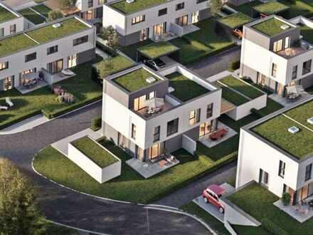 Moderne Doppelhaushälfte mit sonnigem Garten - DHH 22
