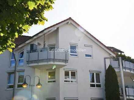 Wunderschöne und moderne Maisonettewohnung in Ortsrandlage von Schönaich!