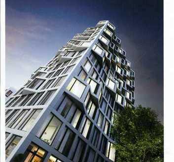 2-Zimmer-Luxuswohnung mit Panoramablick über München und EBK
