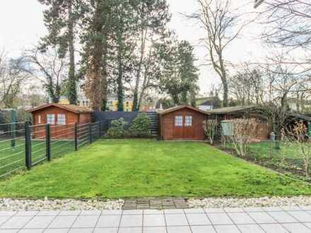 REUTER IMMOBILIEN Renoviertes Einfamilienhaus mit Sonnenterrasse und Garten in Flittard/Stammheim