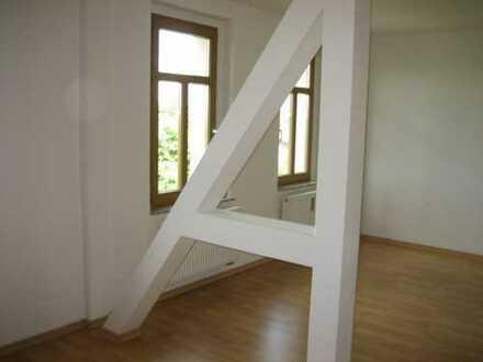 gemütliche 2-Raum Wohnung mit Blick über Chemnitz