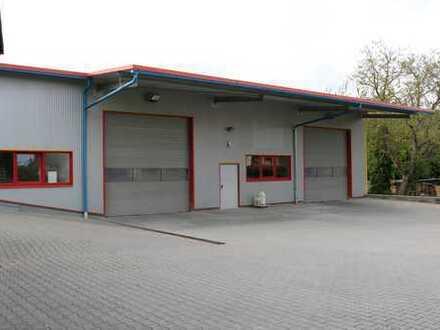Gewerbehalle in Elsenfeld OT Eichelsbach ab sofort provisionsfrei zu vermieten