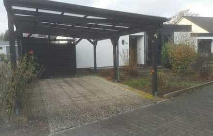 Eigentlich ein kleines Haus. Ansprechende 2,5-Zimmer-EG-Wohnung mit Terrasse in Haßloch