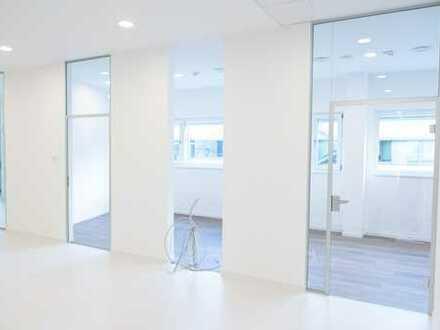Gewerbeflächen in einem Facharztzentrum mit täglich über 1000 Patientenkontakten