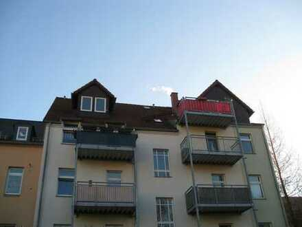 3-Raum-Maisonettewohnung mit Balkon