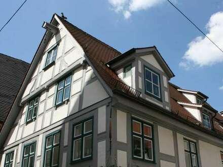 Einmalige Innenstadtlage mit Balkon (1.OG)