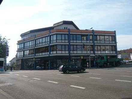 Büroflächen in einer stark frequentierten Lage von Pirmasens Innenstadt.