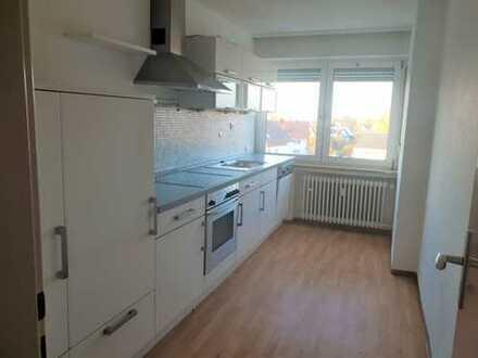 Gemütliche 3-Zimmer-Wohnung mit Balkon in bester Lage in Buchloe
