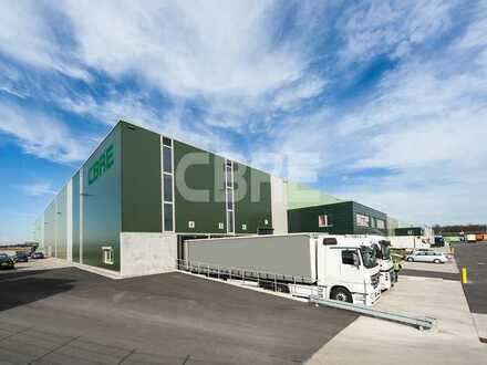 PROVISIONSFREI über CBRE: Neubau einer Logistikimmobilie - für Sie erbaut!