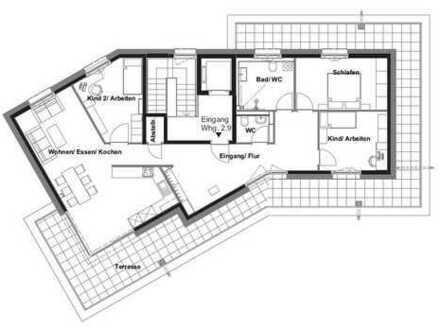 4-Zimmer Wohnung zu vermieten - Wohnen und Wohlfühlen in Tuttlingen