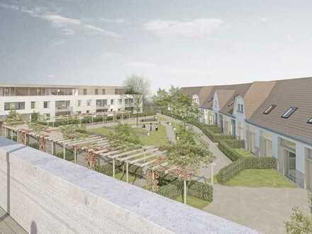 Außergewöhnliches und ruhiges Wohnen im Landesgartenschaugelände WE 5 mit sonnigem Garten/Terrasse