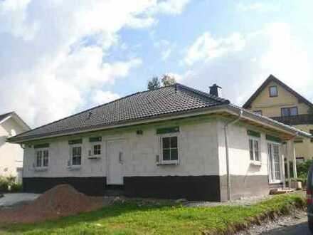 BUNGALOW mit 110 m² Wohnfläche - mit überdachter Terrasse