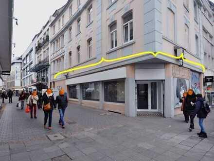 Eckladen am Cityring - nahe Remigiusstraße und Universität!