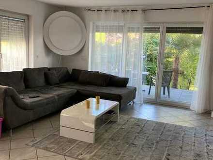 Gepflegte 3-Zimmer-Terrassenwohnung in Bodenheim