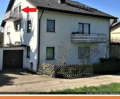 Charmante 2-Zimmer Dachgeschosswohnung in Baden-Baden
