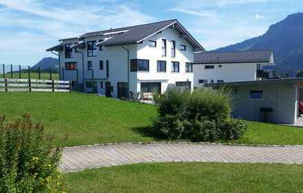Doppelhaushälfte in sehr ruhiger Aussichtslage KFW 55