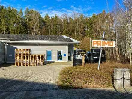 Bürogebäude und Lager 30 Minuten von München