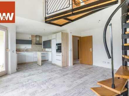 Charmante Dachgeschosswohnung - Provisionsfreies Angebot für den Käufer!