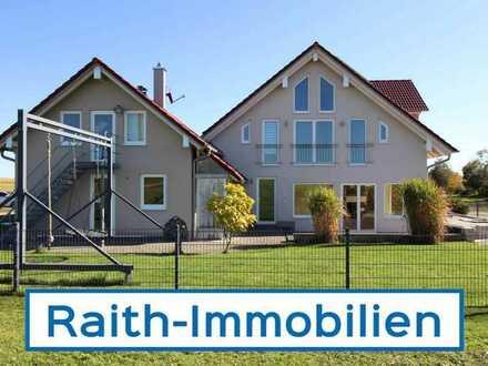 Zwischen Lech und Ammersee: Modernes, großzügiges Niedrigenergiehaus in Rott!