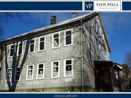 Mehrfamilien-Fachwerkhaus im Herzen von Zellerfeld