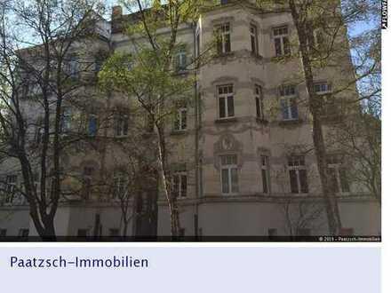 Nur noch 2 - TOP Sanierte 4 RWGen mit Balkon im 1+2. OG im freistehenden Stadthaus in Leipzig-Gohlis