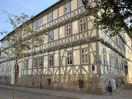 Schöne 2 - Raumwohnung im Dachgeschoss im Zentrum von Quedlinburg