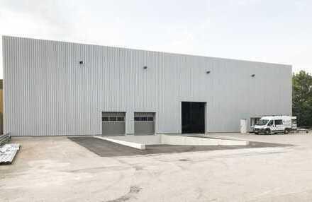 Industrie- und Lagerhalle in Aichach