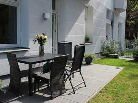 Stilvolle 4-Zimmer-EG-Wohnung mit Garten in perfekter Lage in Steglitz, Berlin