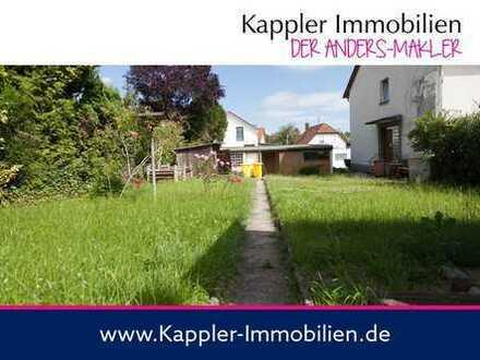 4 Zimmer-Wohnung mit 99 m², Terrasse und Garten an stark befahrener Straße I Kappler Immobilien
