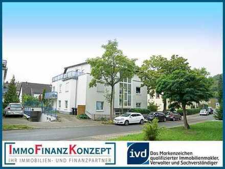 Lichtdurchflutete Wohnung mit großem Balkon und Tiefgaragenstellplatz zwischen Ruhr und Hölsterholz