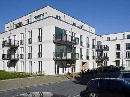 Neubau gegenüber Sportforum, 3- Zimmerwohnung mit Balkon, Besichtigung nach Vereinbarung