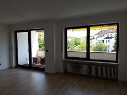 Freundliche 4-Zimmer-Wohnung mit Balkon in Neusäß