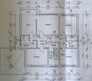 Alt-Frankenforst, gepflegte 4-Zimmer-Wohnung mit großem Garten