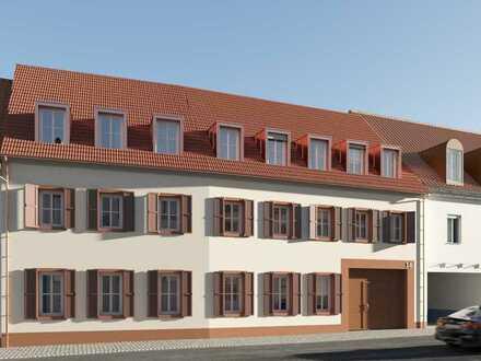 Kernsanierter Denkmalschutz in der historischen Altstadt von Bad Dürkheim mit Sonderabschreibung!!!