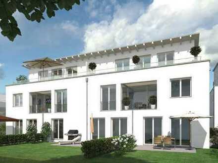 Neues Baugruppenprojekt: Licht durchflutete Dachgeschoss-Wohnung mit großer Sonnenterrasse