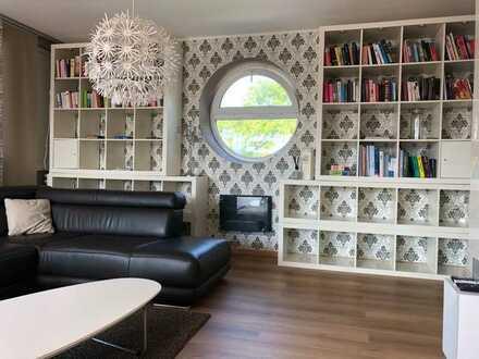 Einzigartige 4-Zimmer-Penthouse-Wohnung mit Dachterrasse und Einbauküche in Oldenburg (Oldenburg)