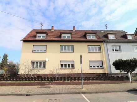 Ansprechendes Mehrfamilienhaus in begehrter Wohnlage von Mannheim-Wallstadt
