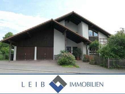 Großzügiges Einfamilienhaus mit Wintergarten in sehr guter Wohnlage in Coburg - West
