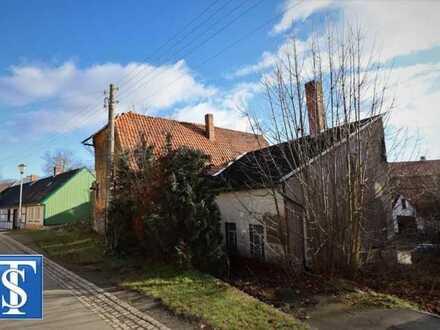25/20 - Baugrundstück mit Abrisshaus in Zeulenroda-Triebes