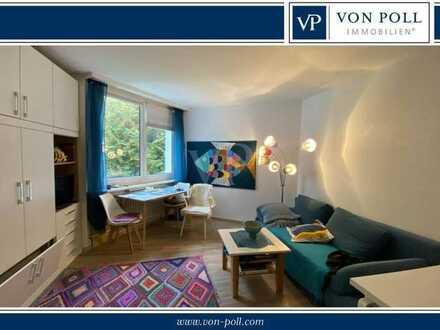 Einzimmer-Apartment in Top-Lage