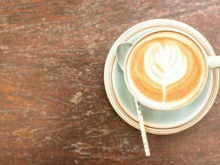 PROVISIONSFREI NÄHE BERGER STRASSE*** Einsehbares Café + Außenterrasse...65.000,- EURO ABSTAND!